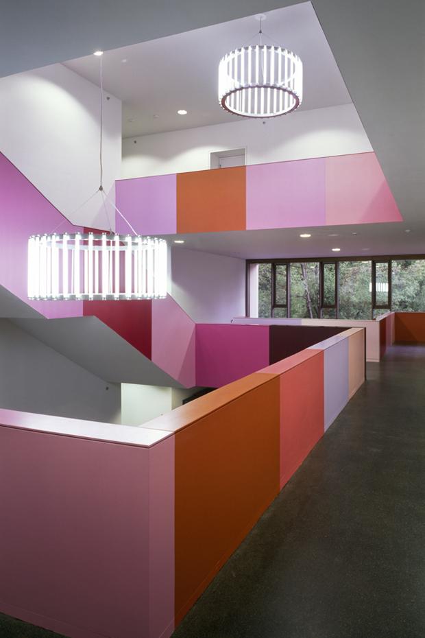 color colour design art public art LaTourelle Witthöft