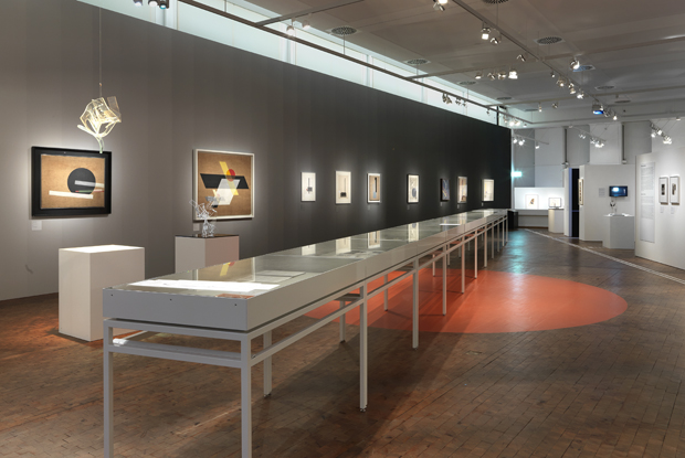 Sensing the future, László Moholy-Nagy, Bauhaus- Archive, exhibition design Louise Witthöft , Rodney LaTourelle